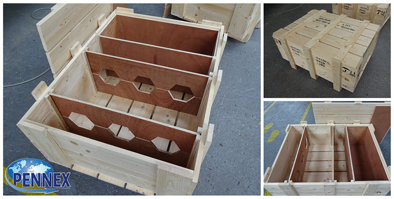 Bespoke Softwood Case Design